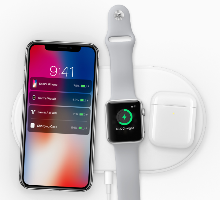 AirPower ha entrado en Producción por Apple