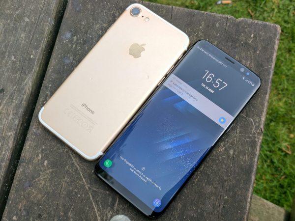 <pre>Android vs iPhone: ¿Cuál comprar?