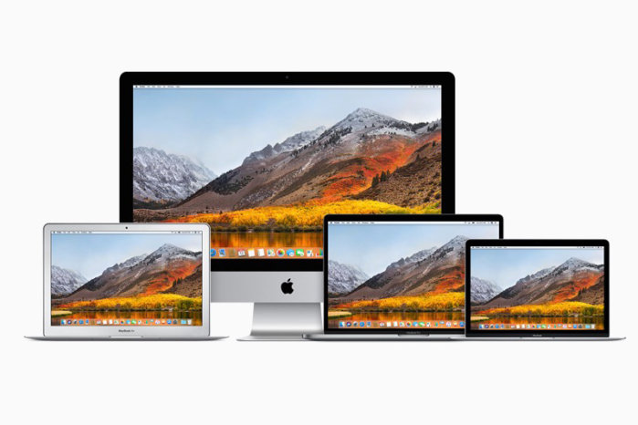 ▷ Ohjelmiston päivittäminen Macilla (macOS – High Sierra)