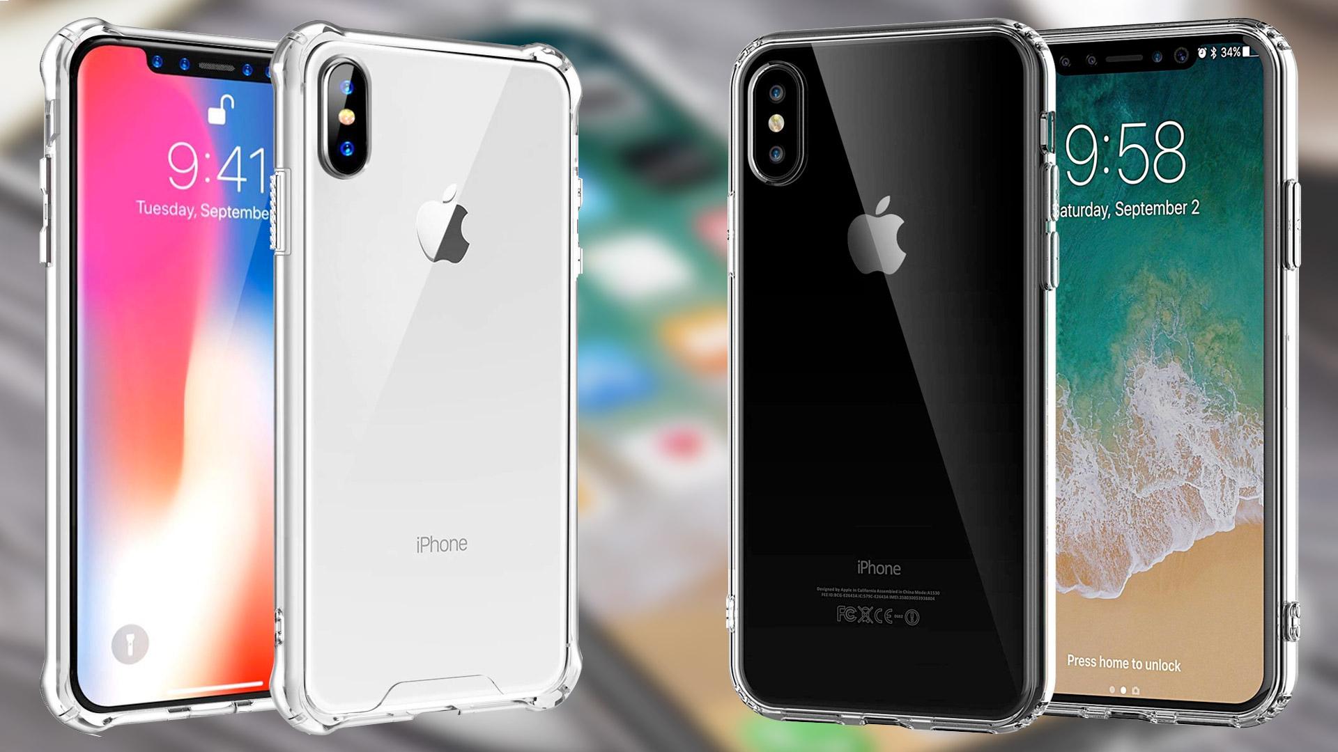 684fbb1837d ▷ Las mejores fundas transparentes para iPhone Xs Max en 2019 ...