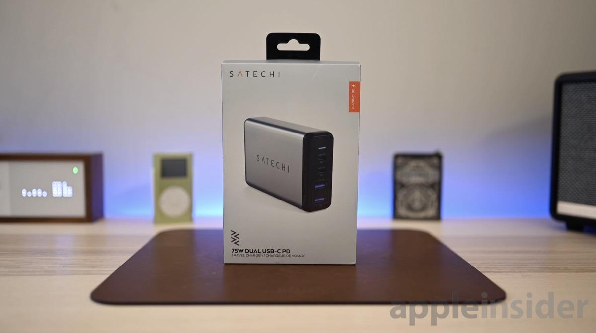 Revisión: El cargador de viaje Satechi 75W Dual USB-C es un paso hacia el futuro