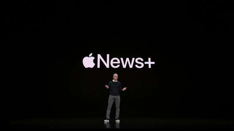 Apple News + Fecha de lanzamiento, precio y características