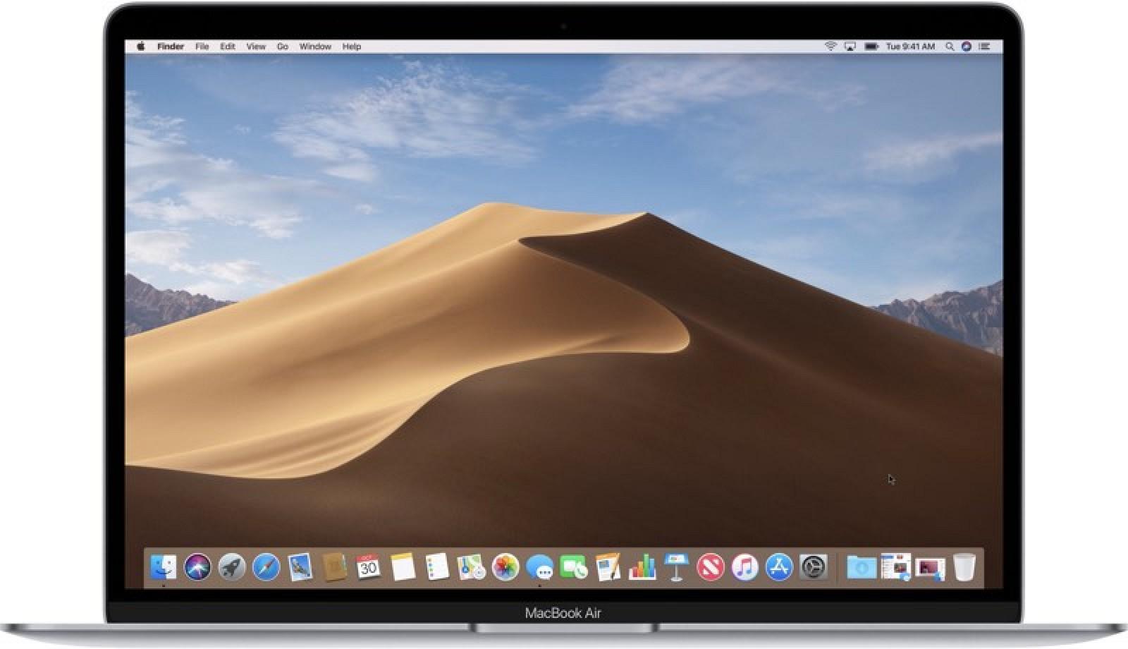 Apple Seeds Cuarta Beta de MacOS Mojave 10.14.4 para desarrolladores [Update: Public Beta Available]