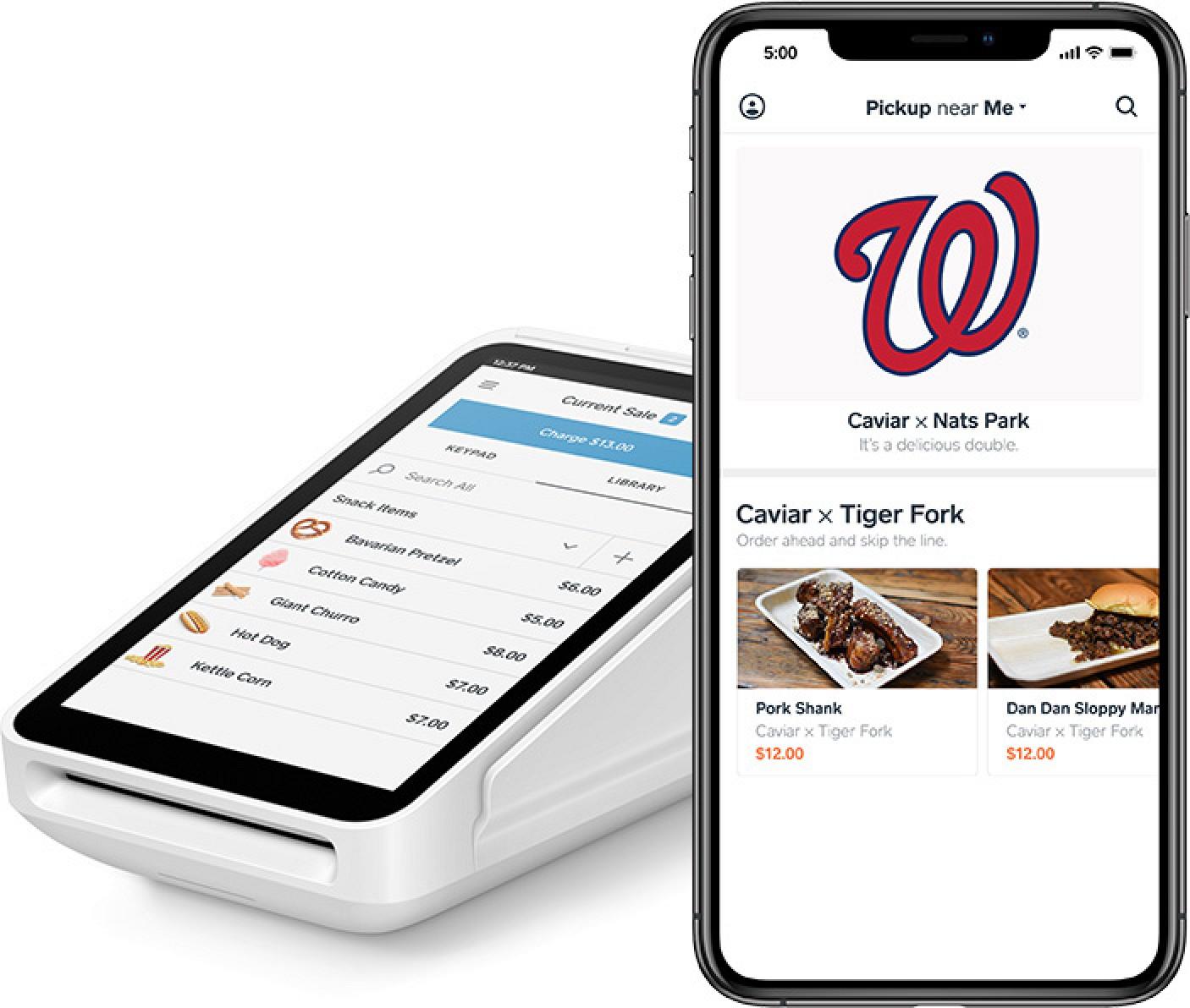 Los fanáticos de los Washington Nationals ahora pueden usar Apple Pay para comprar alimentos y bebidas de sus asientos