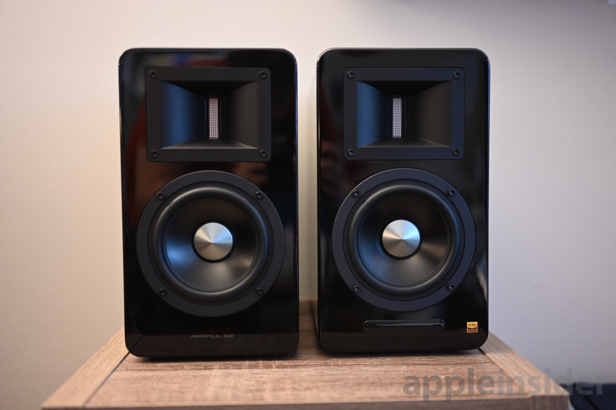Revisión: AirPulse A100 altavoces Bluetooth poner sonido Hi-Fi en una huella más pequeña