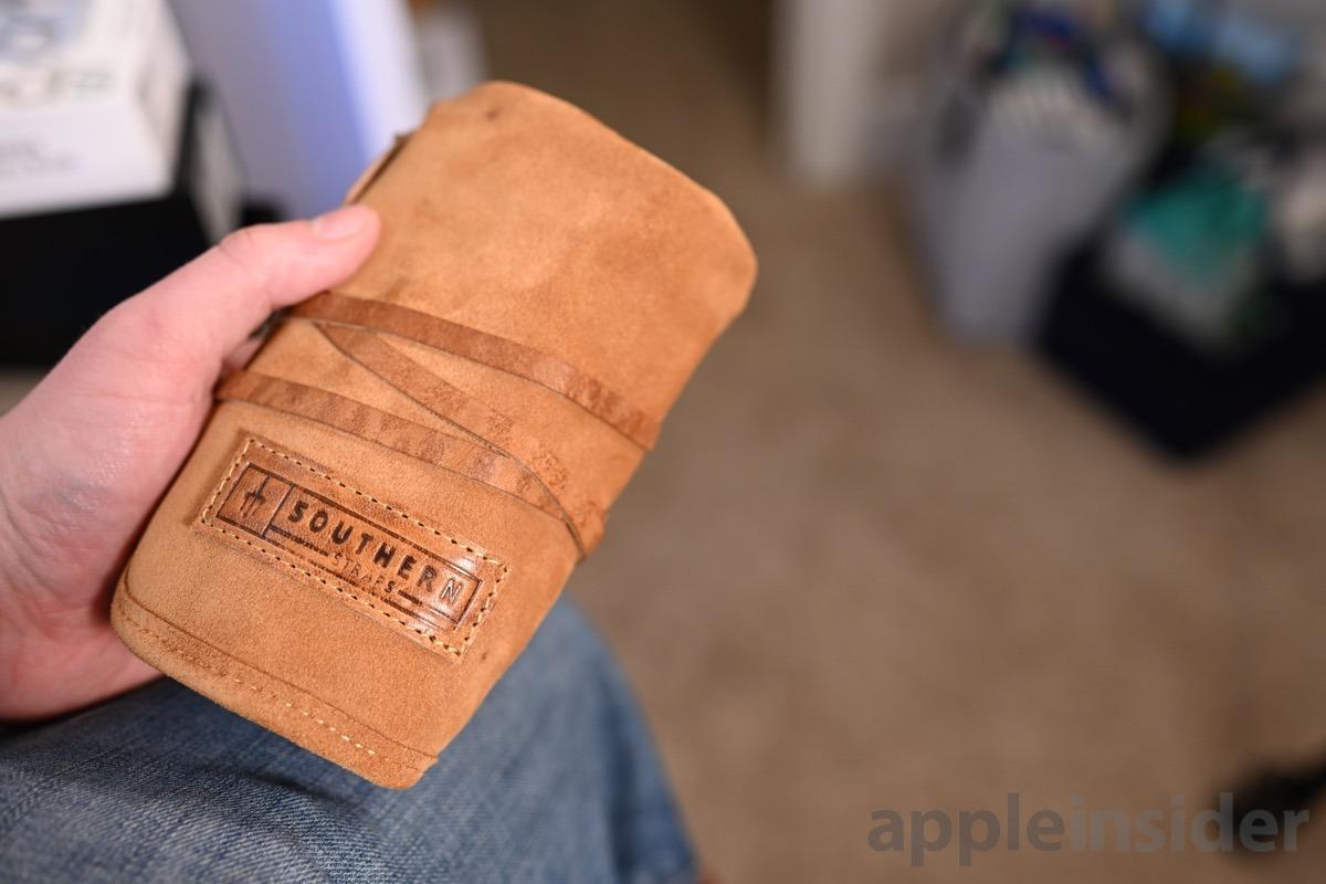 Revisión: Southern Straps Apple Ver rodillo es la mejor manera de viajar con su wearable