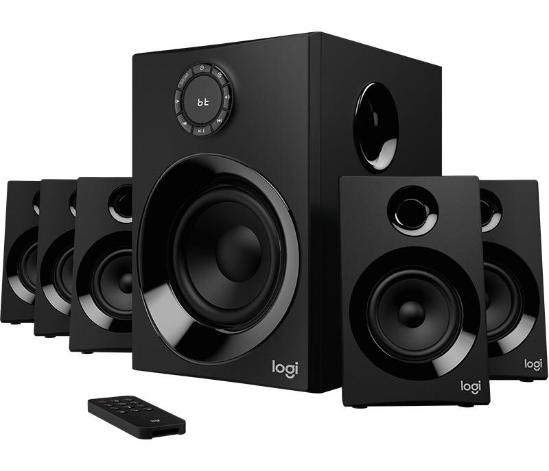 Revisión: Z606 de Logitech ofrece 5.1 surround y Bluetooth a un precio bajo, pero no mucho más