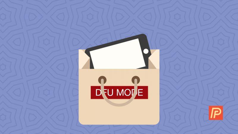 Cómo poner un iPhone en modo DFU, a la manera de Apple