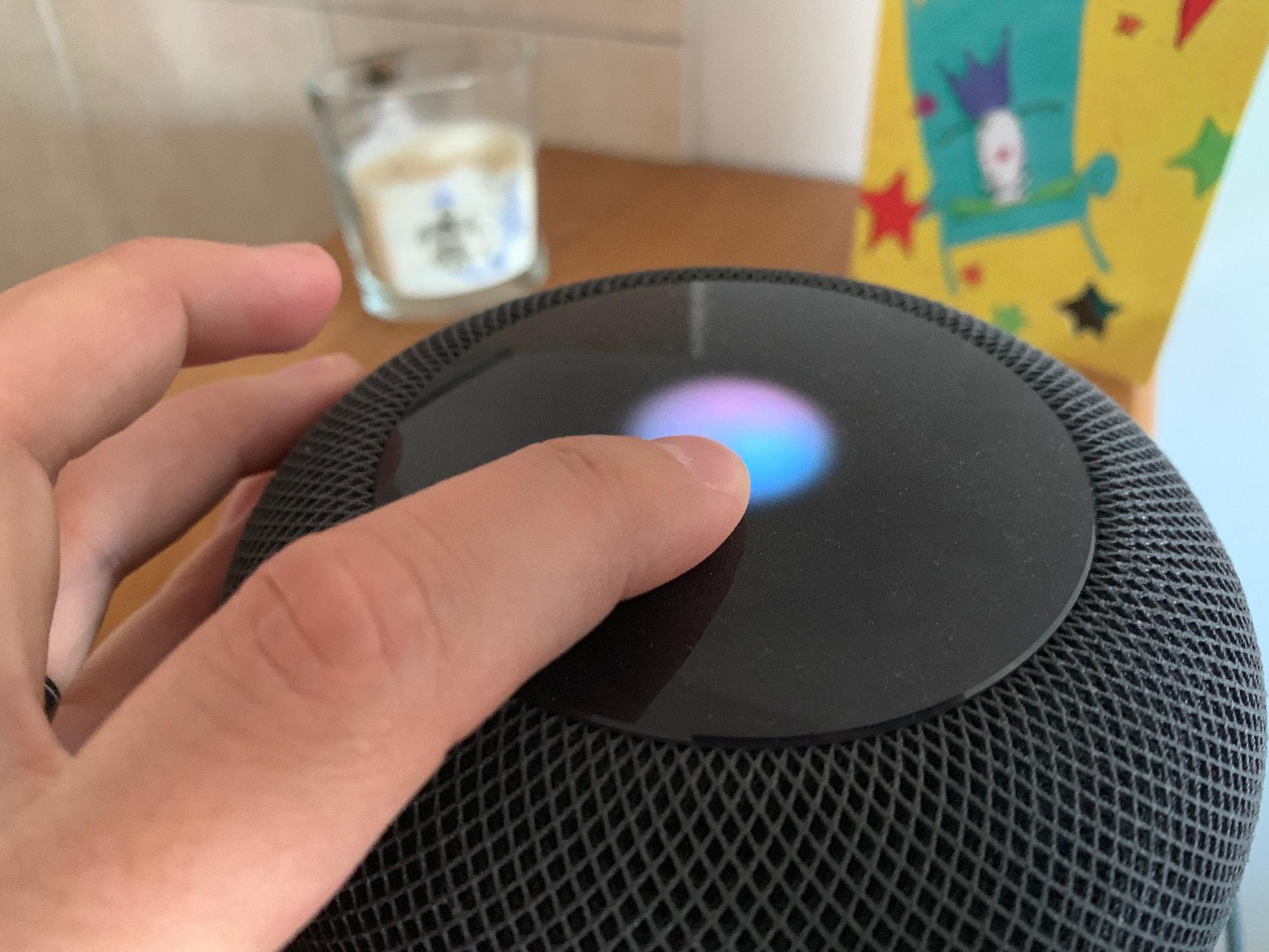 Apple está investigando las nuevas características de HomePod: gestos con las manos en 3D, Face ID y mucho más
