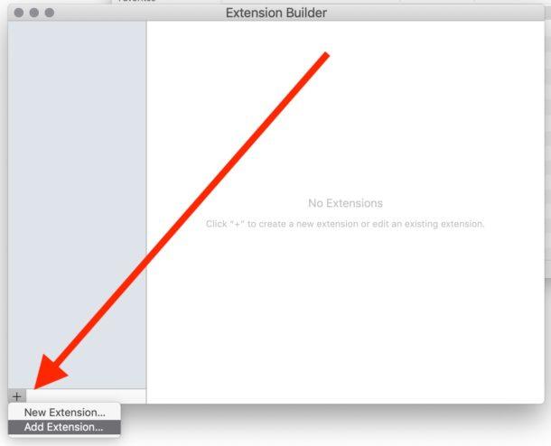 Cómo omitir el mensaje de error de extensión no segura de Safari en Mac