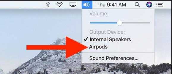 Conecte fácilmente su AirPod a su Mac desde SoundPad.