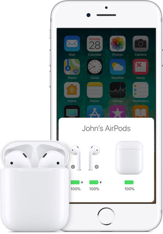 Conectando AirPods a iPhone otra vez