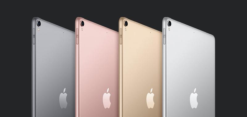 iPad Pro 10.5in comentarios: opciones de color
