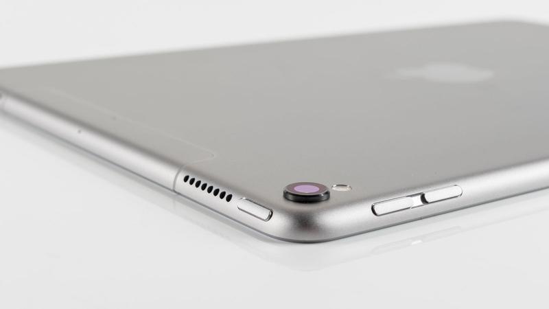 iPad Pro 10.5in (2017) crítica: Cámara