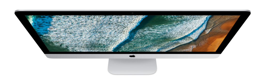 iMac Pro e iMac de 27 pulgadas: pantalla