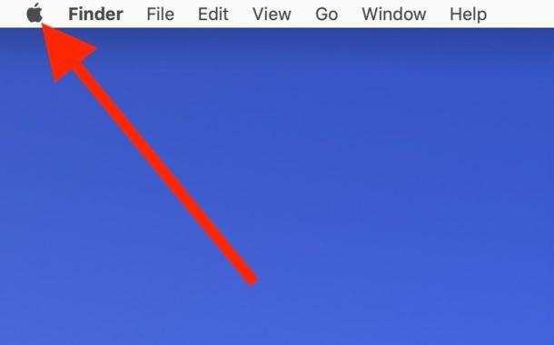 Cómo encontrar la versión de Mac OS en una Mac