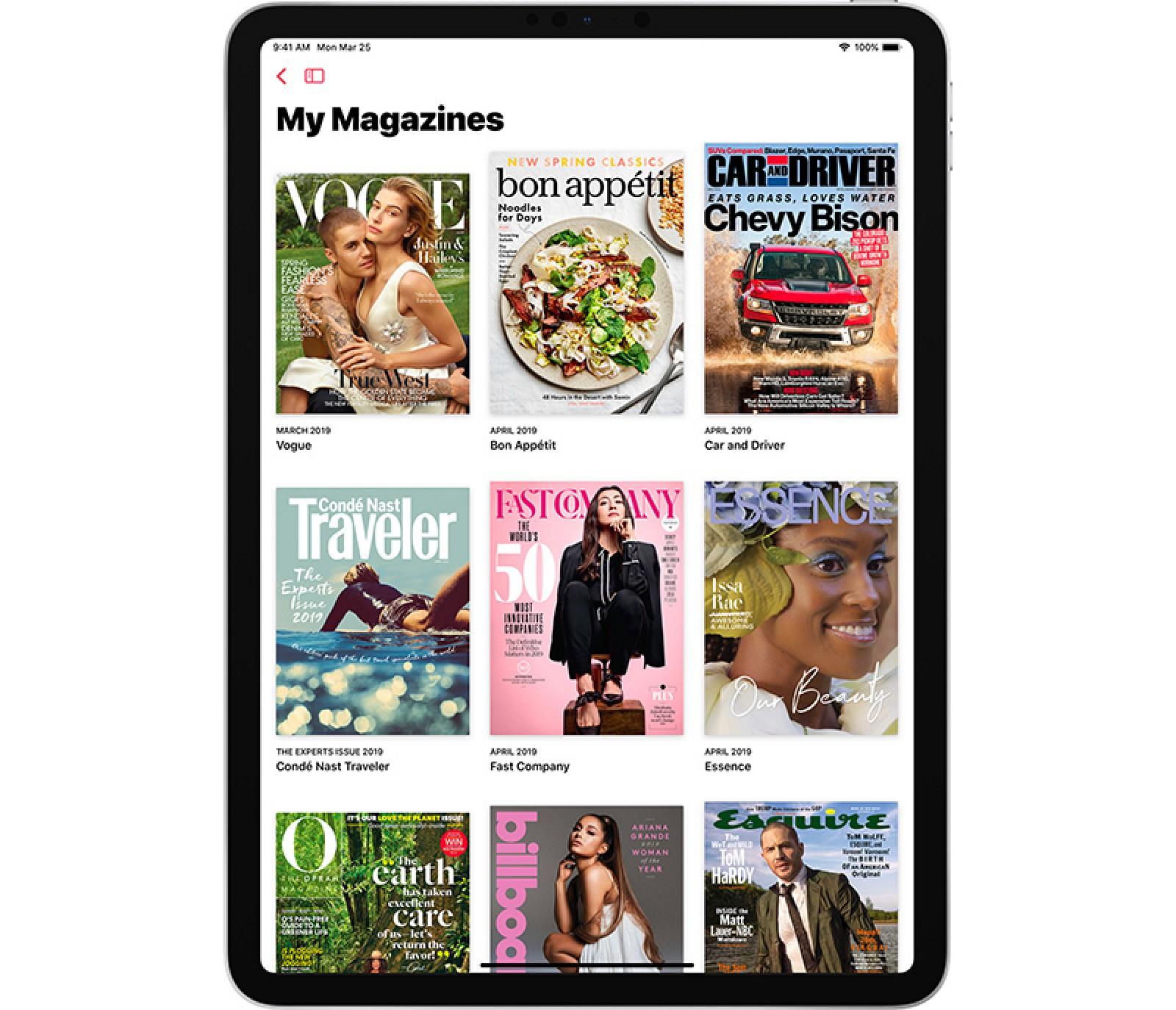 """Cómo agregar una revista a """"Mis revistas"""" en Apple News +"""