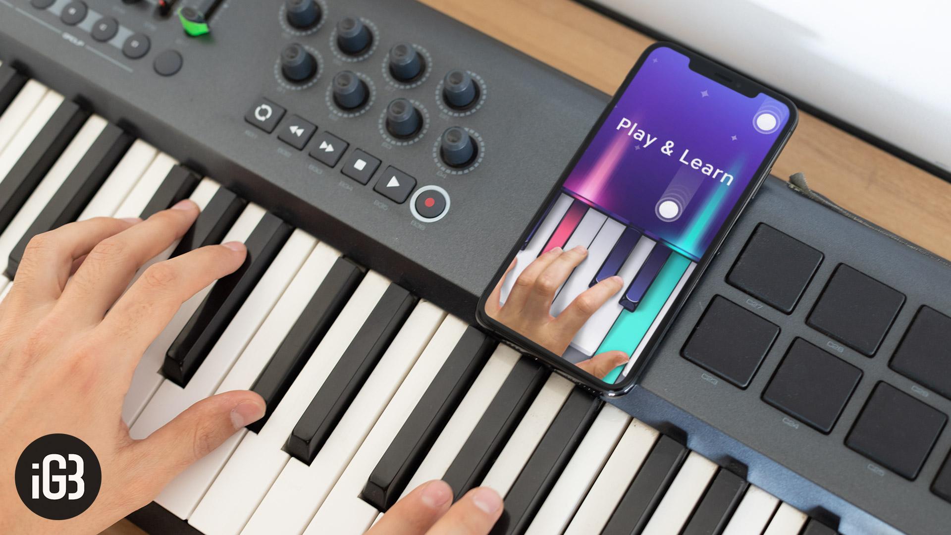 Las mejores aplicaciones para iPhone y iPad para aprender piano en 2019: tocar el piano como un profesional