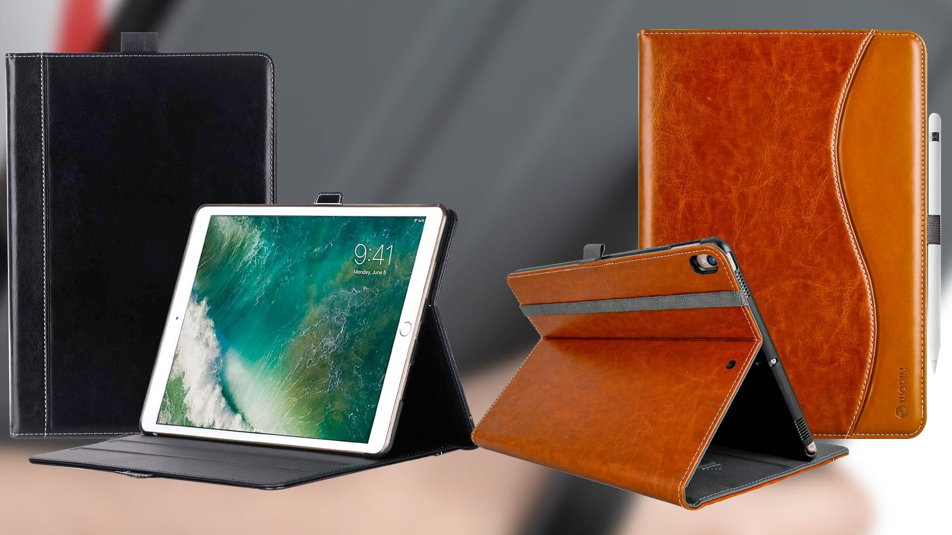 Las mejores fundas de cuero para iPad Air de 10.5 pulgadas de 2019: cubiertas con clase para tu iPad
