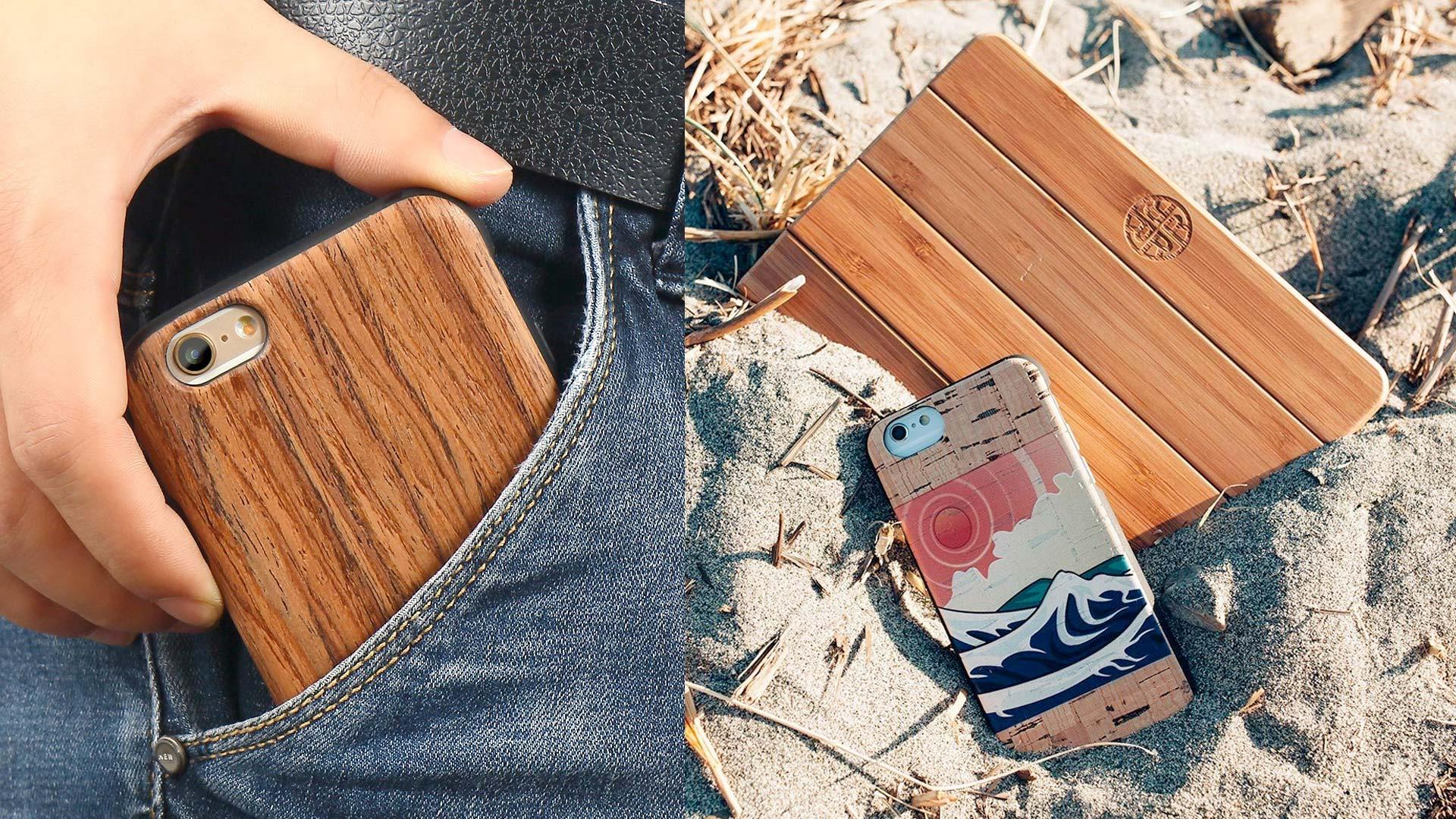 Las mejores fundas de madera para iPhone 6 en 2019: proporcione a su teléfono una combinación perfecta de protección con la piel natural