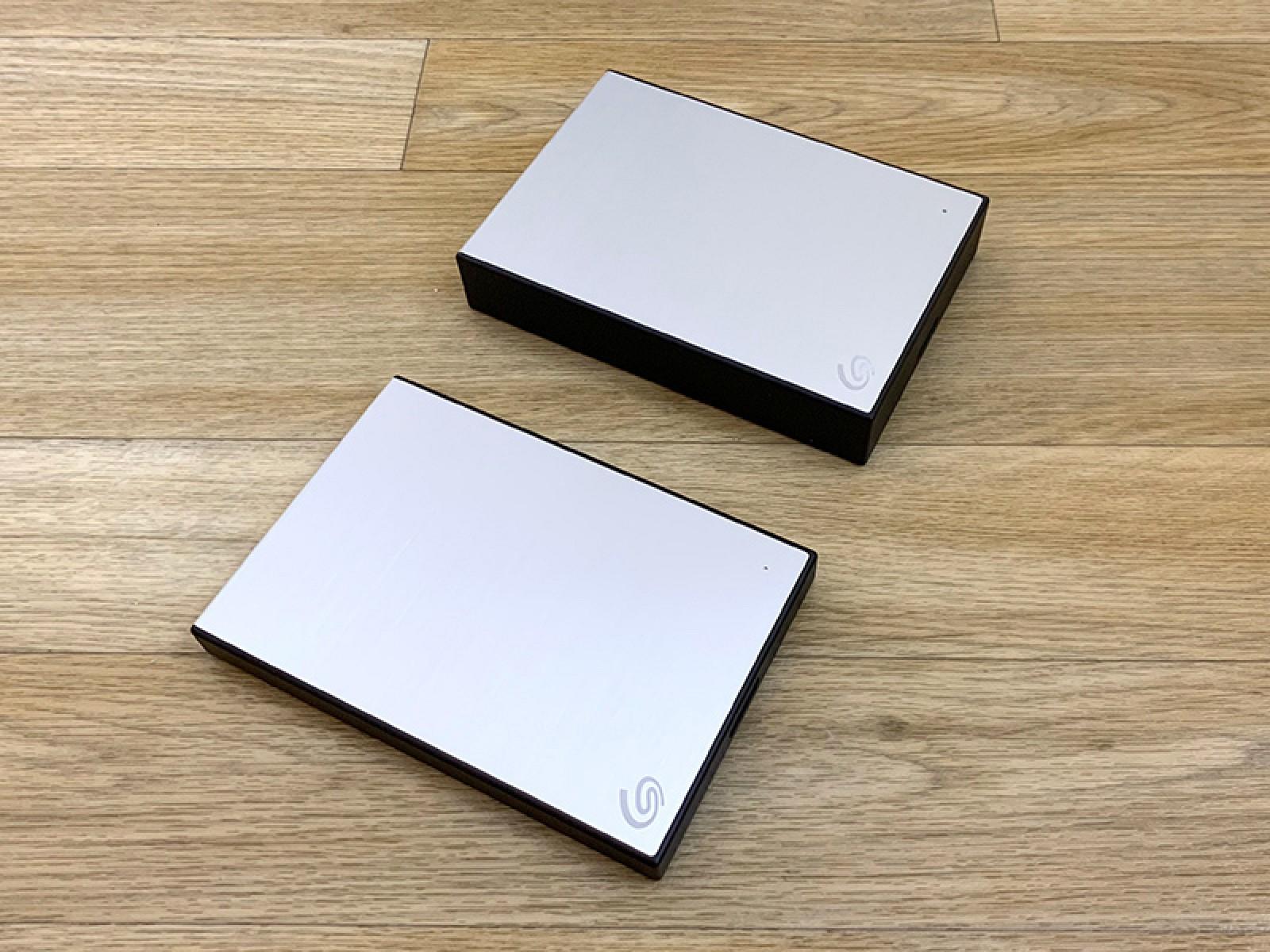 Revisión: El nuevo Backup Plus Slim y el Backup Plus de Seagate ofrecen una gran cantidad de almacenamiento a precios bajos