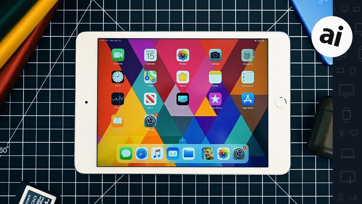 Revisión: el nuevo iPad mini de Apple sigue las uñas su nicho de mercado