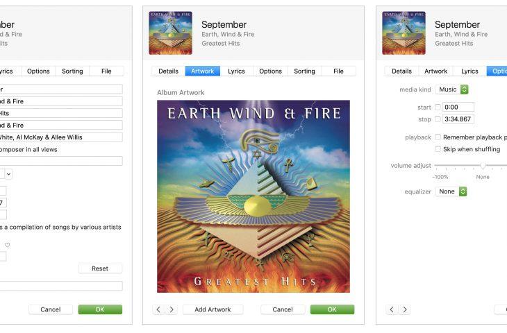 Cómo obtener detalles sobre cualquier canción en Apple Music con iTunes