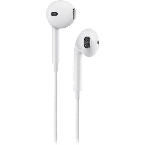 Los audífonos de Apple se pueden usar para llamadas telefónicas y se incluyen gratis con cada iPhone en la caja