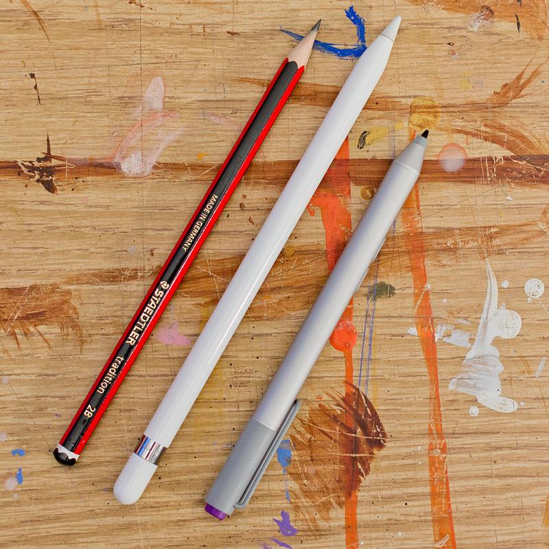 Apple Pencil (2015) crítica: Diseño