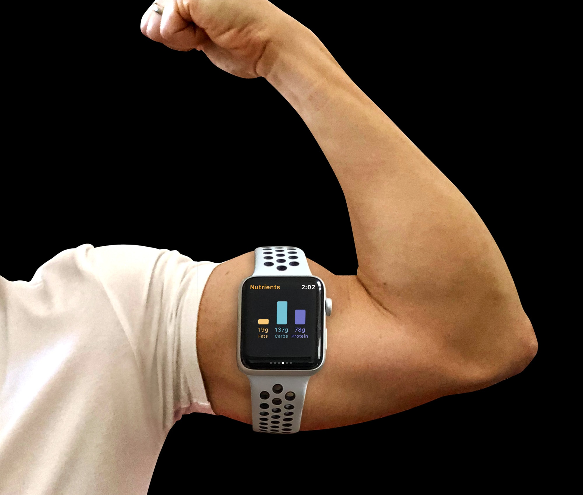 Como instalar en apple watch caminar para bajar de pesos