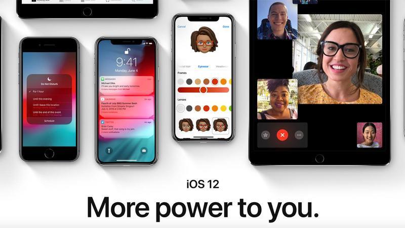 iOS 12 última versión, problemas, correcciones y nuevas características