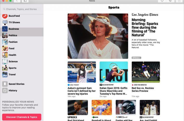 Cómo bloquear una fuente de noticias en Apple News en iPhone, iPad y Mac