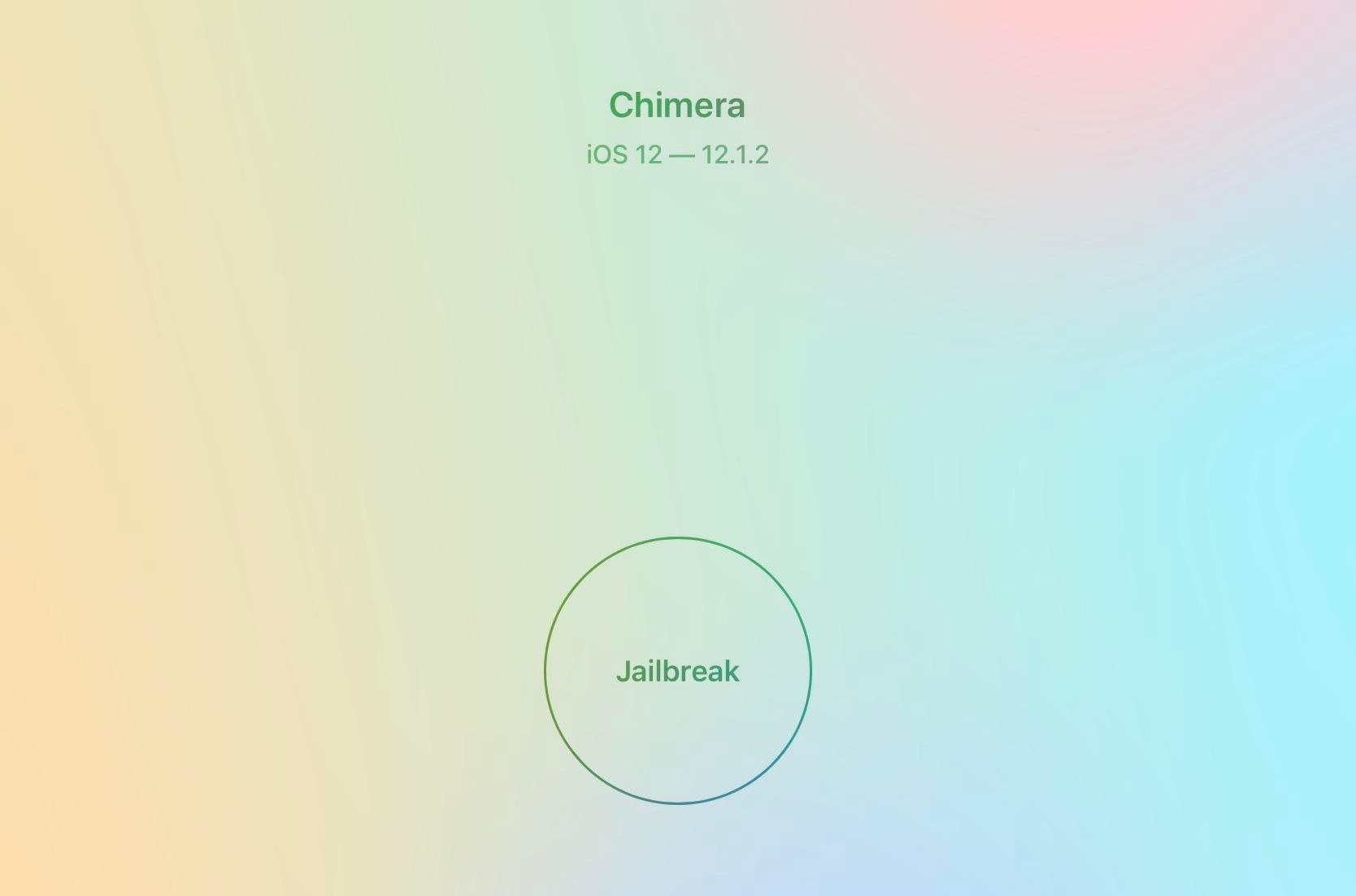 Electra Team actualiza Chimera jailbreak a la versión 1.0.4 con correcciones de errores y mejoras
