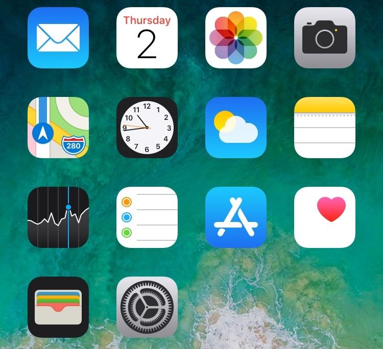 Oculte las etiquetas de los íconos de su pantalla de inicio con HideLabels12
