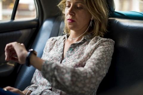 Cómo reportar un controlador Uber