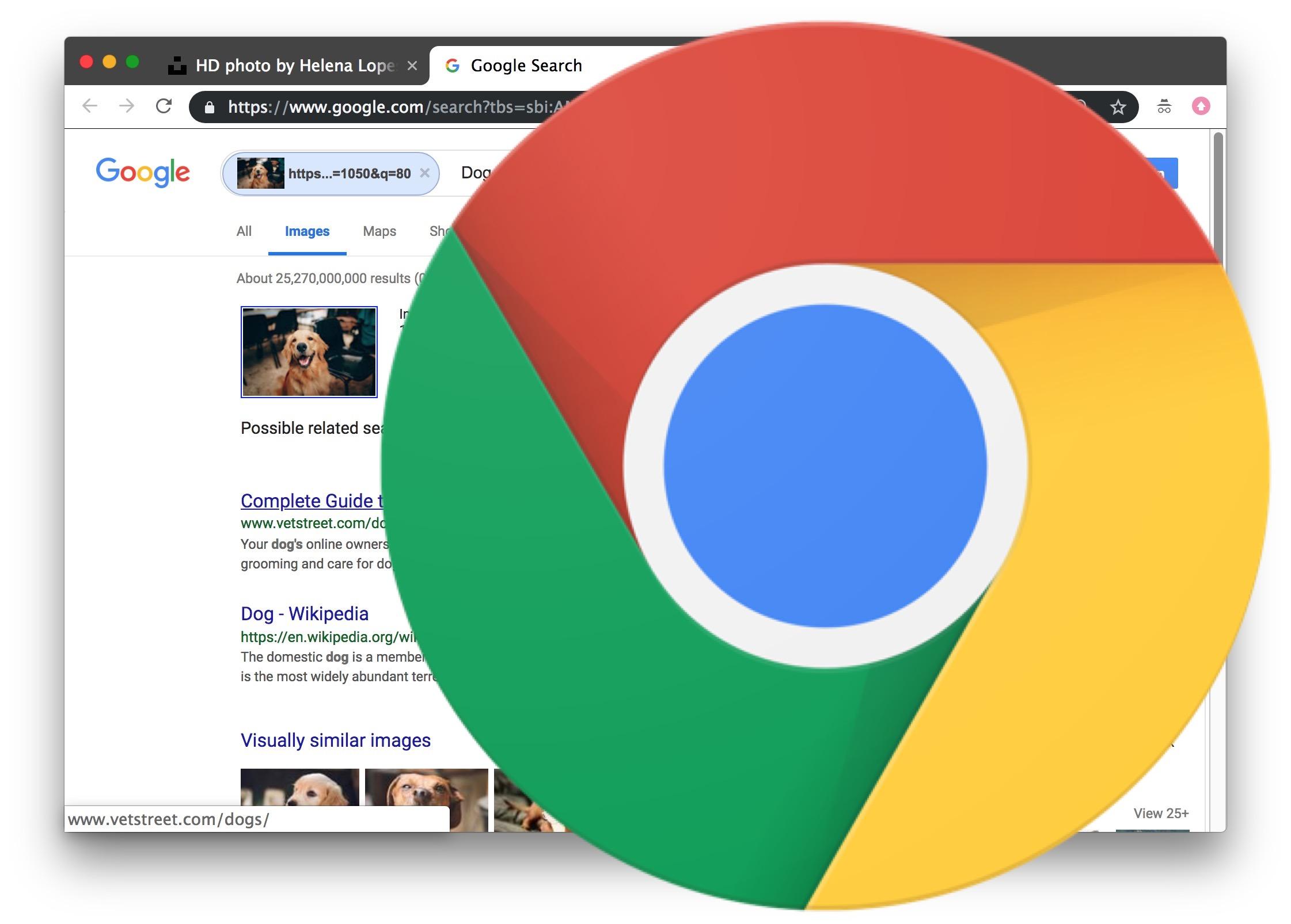 Cómo invertir la búsqueda de imágenes con Google Chrome de forma fácil