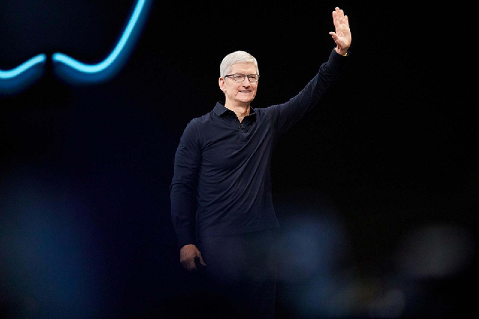 """El CEO de Apple, Tim Cook, recibirá el """"Premio Campeón"""" por su compromiso continuo con los derechos LGBTQ"""