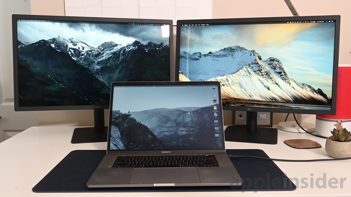 Revisión: LG 23,7 pulgadas Thunderbolt 3 4K UltraFine Display se destaca con la integración con Mac