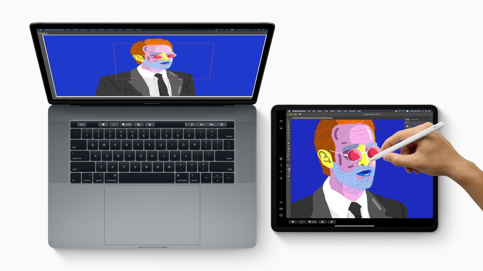 Sidecar iPad y Mac