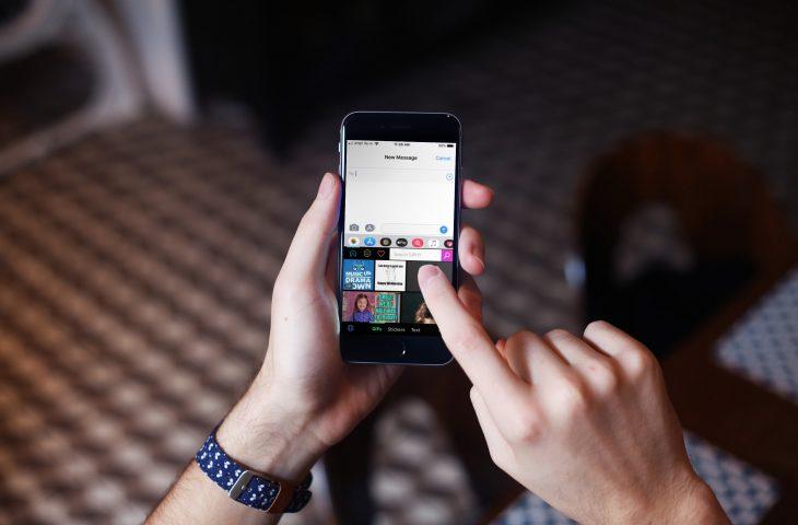 Las mejores aplicaciones de teclado GIF para iPhone y iPad.