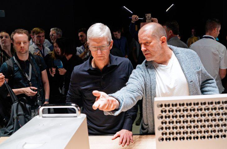 """A diferencia del trashcan Mac Pro de 2013, el nuevo modelo de rallador de queso no llevará la etiqueta """"Ensamblado en los EE. UU."""""""