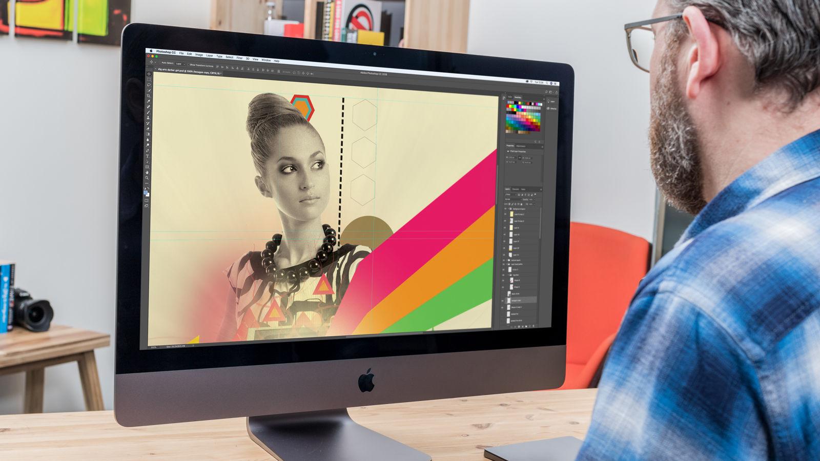 Mac Pro vs iMac Pro: pantalla