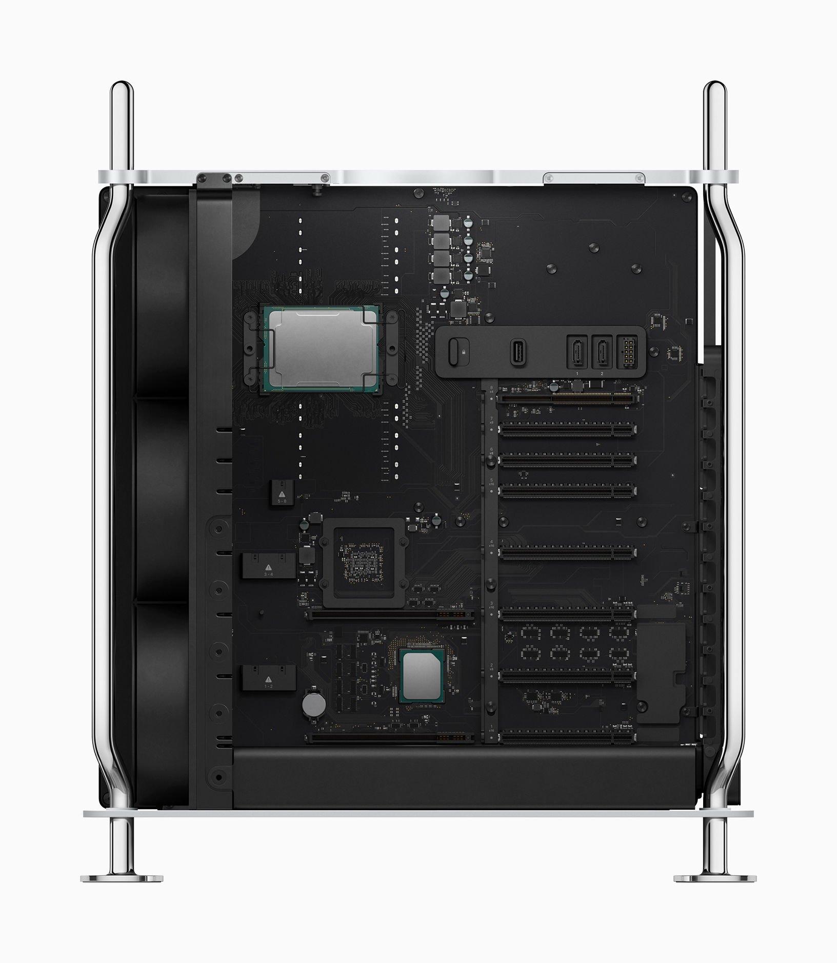 Mac Pro interno