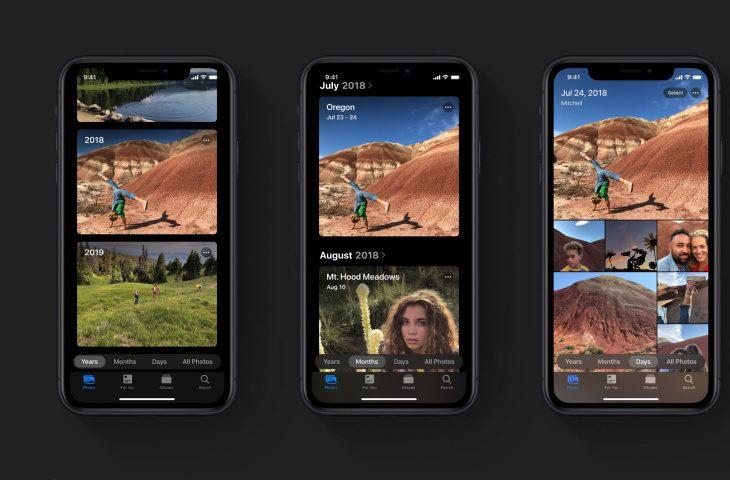 Las fotos de iOS 13 embellecen su biblioteca, llevan controles deslizantes a todas partes y le permiten editar videos