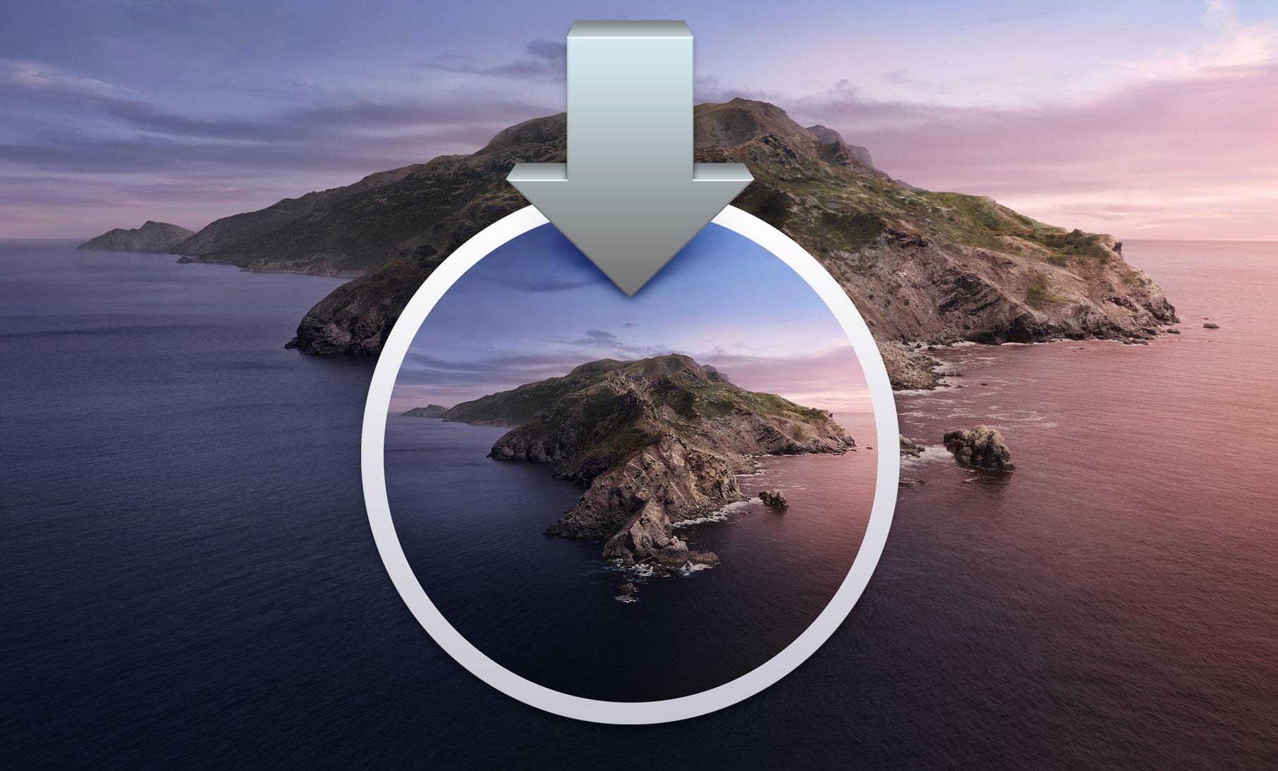 Cómo instalar MacOS Catalina Public Beta