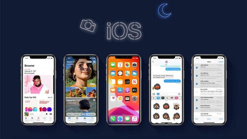 Vista previa de iOS 13: Echa un vistazo a la nueva actualización de iPhone primero.