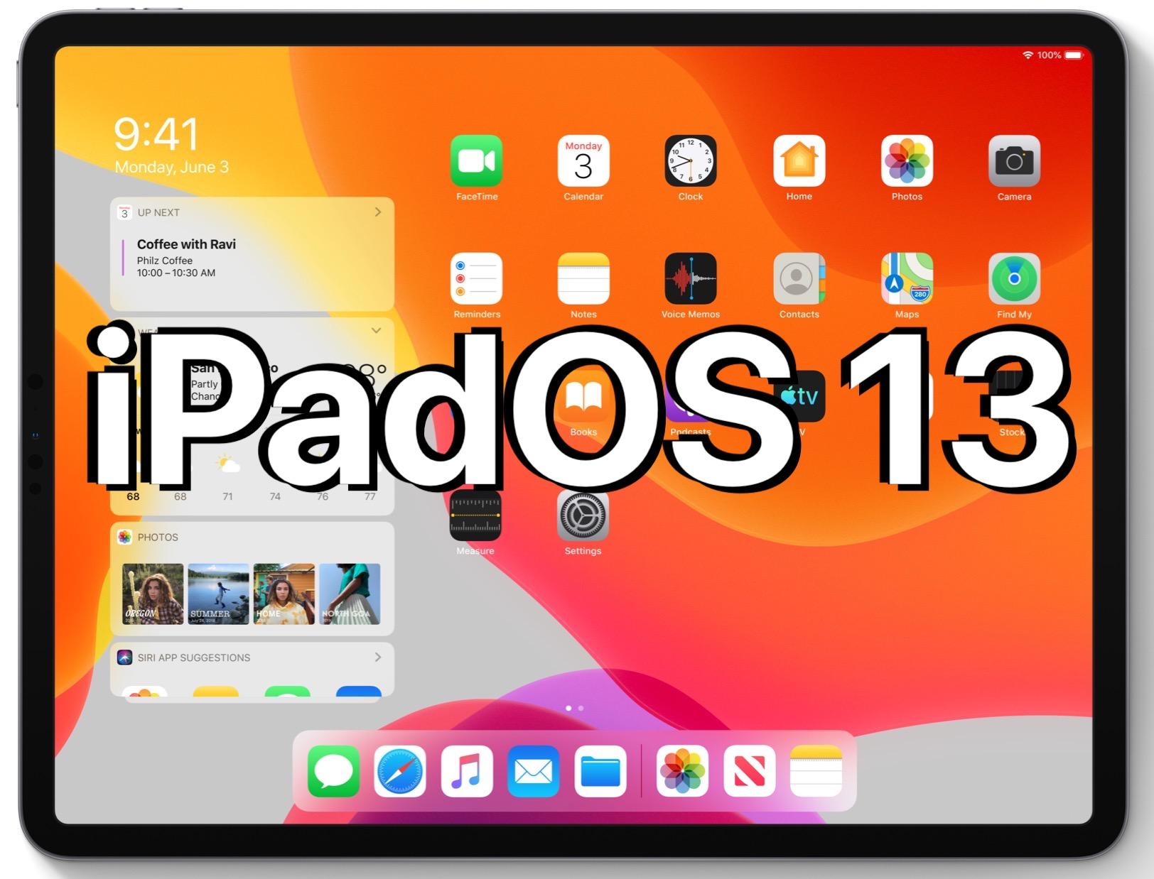 Cómo instalar iPadOS 13 Public Beta en iPad