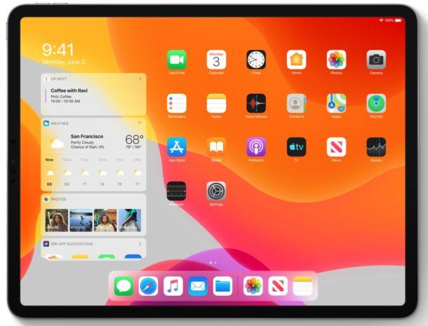 Cómo instalar iPadOS 13 pública beta en iPad