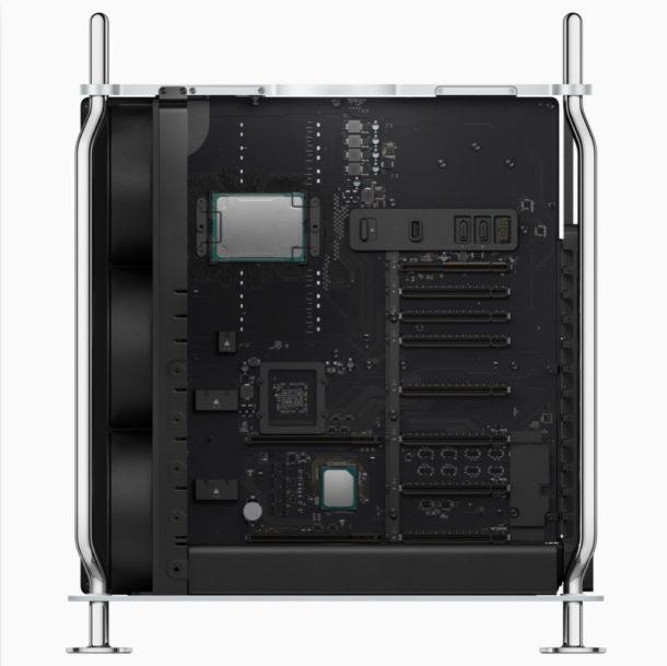 Nuevos internos de Mac Pro