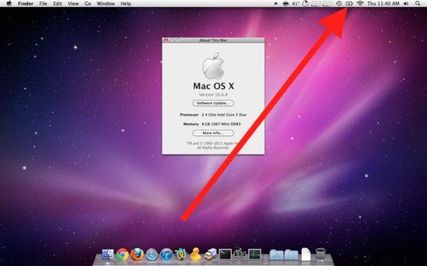 MacBook Pro arrancó sin batería